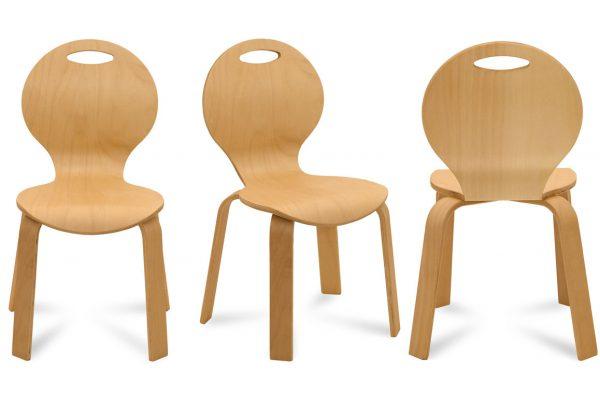 Pearl Sandalye Natürel