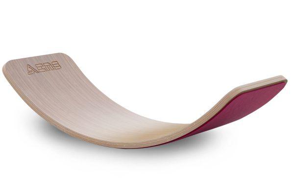 Wavy Board Bambu Renklli Keçeli Denge Tahtası